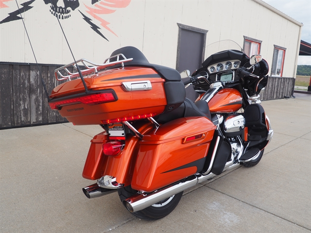 2019 Harley-Davidson Electra Glide Ultra Limited at Loess Hills Harley-Davidson