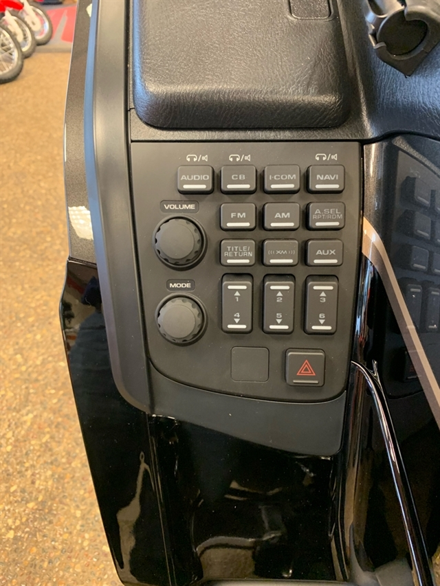 2016 Honda Gold Wing Audio Comfort Navi XM at Mungenast Motorsports, St. Louis, MO 63123