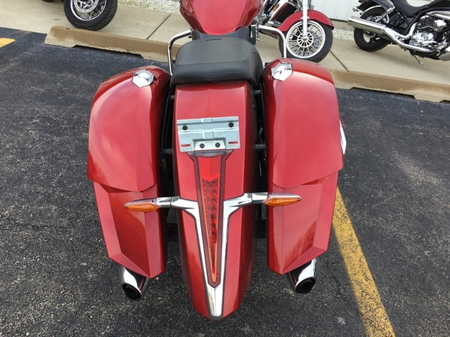 2012 Victory Cross Roads Base at Randy's Cycle, Marengo, IL 60152