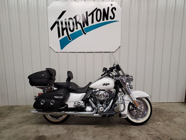 2012 Harley-Davidson Road King Classic at Thornton's Motorcycle - Versailles, IN