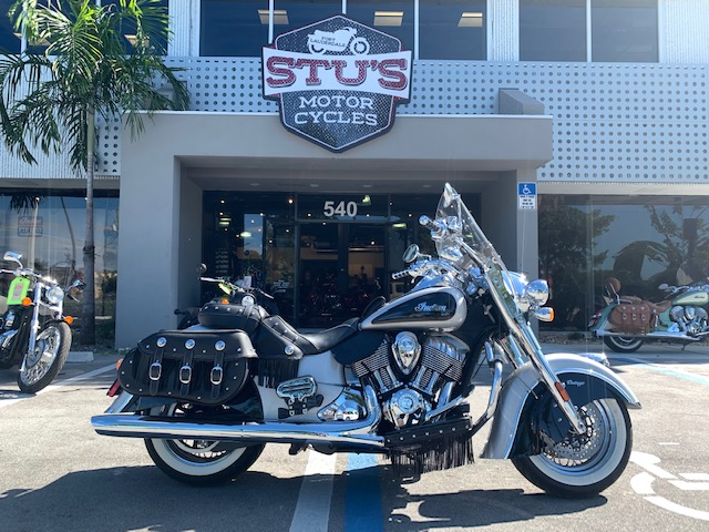 2016 Indian Chief Vintage at Fort Lauderdale