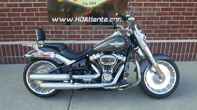 2018 Harley-Davidson Softail Fat Boy 114 at Harley-Davidson® of Atlanta, Lithia Springs, GA 30122
