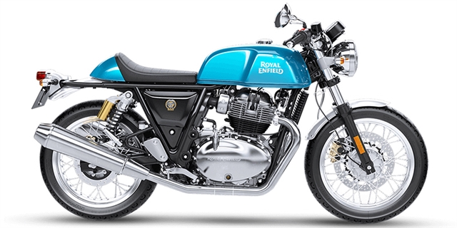 2019 Royal Enfield Twins Continental GT at Power World Sports, Granby, CO 80446