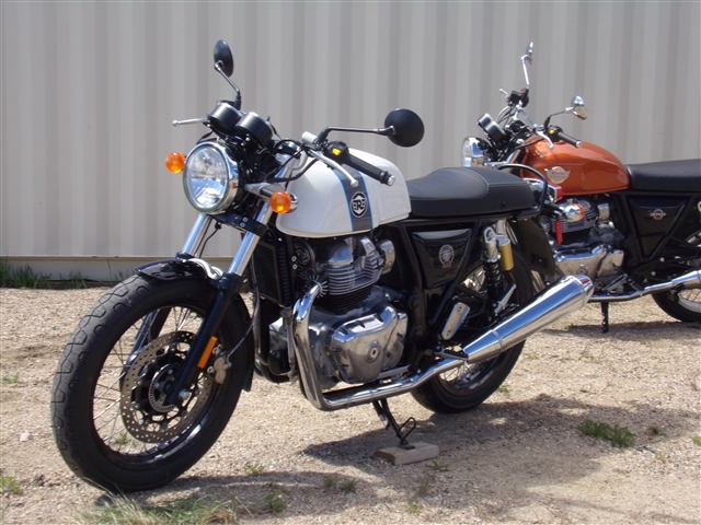 2019 Royal Enfield Continental GT 650 Twin Continental GT at Power World Sports, Granby, CO 80446