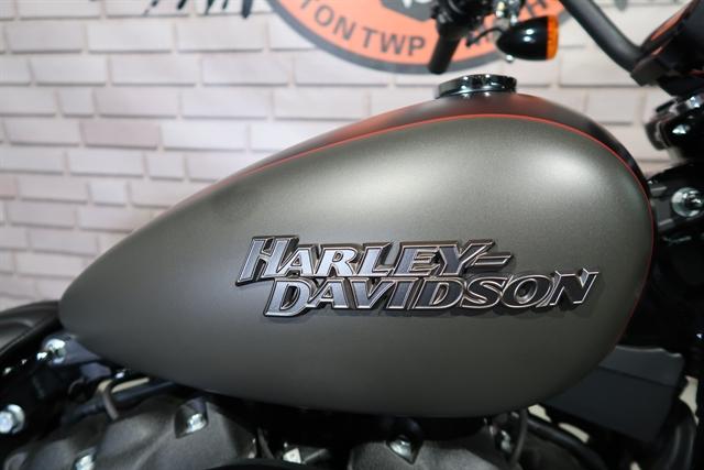 2018 Harley-Davidson Softail Street Bob at Wolverine Harley-Davidson