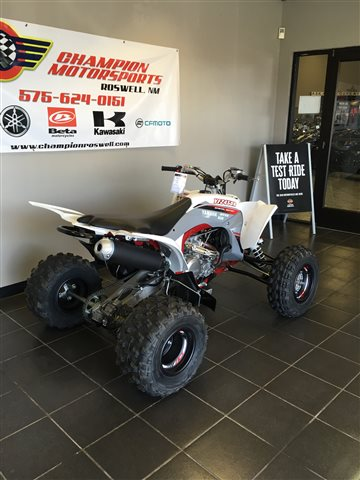 2018 Yamaha YFZ 450R at Champion Motorsports, Roswell, NM 88201