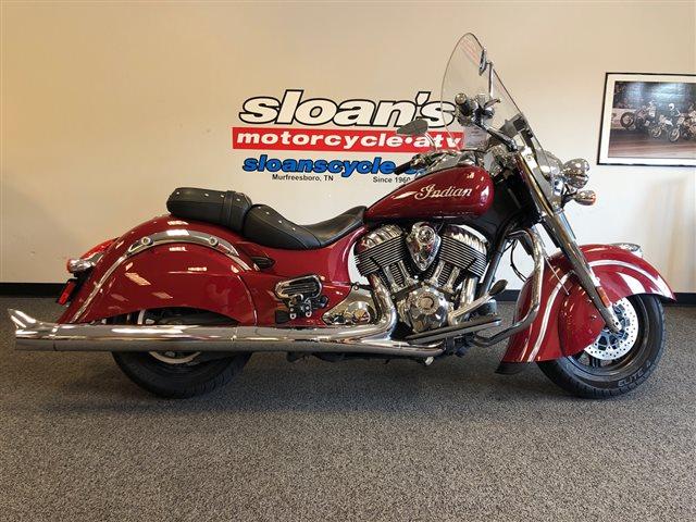 2014 Indian Chief Classic at Sloans Motorcycle ATV, Murfreesboro, TN, 37129