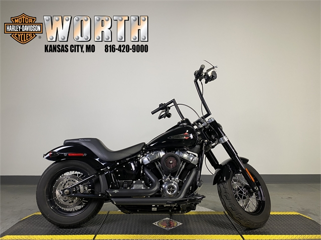 2019 Harley-Davidson Softail Slim at Worth Harley-Davidson