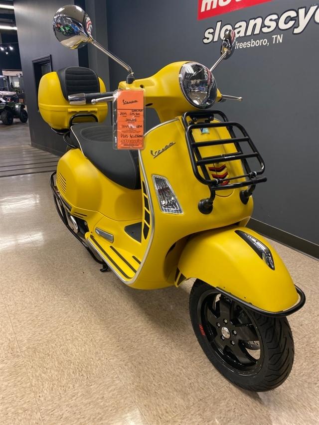 2019 Vespa GTS SUPER SPORT 300 GTS SUPER SPORT 300 at Sloans Motorcycle ATV, Murfreesboro, TN, 37129