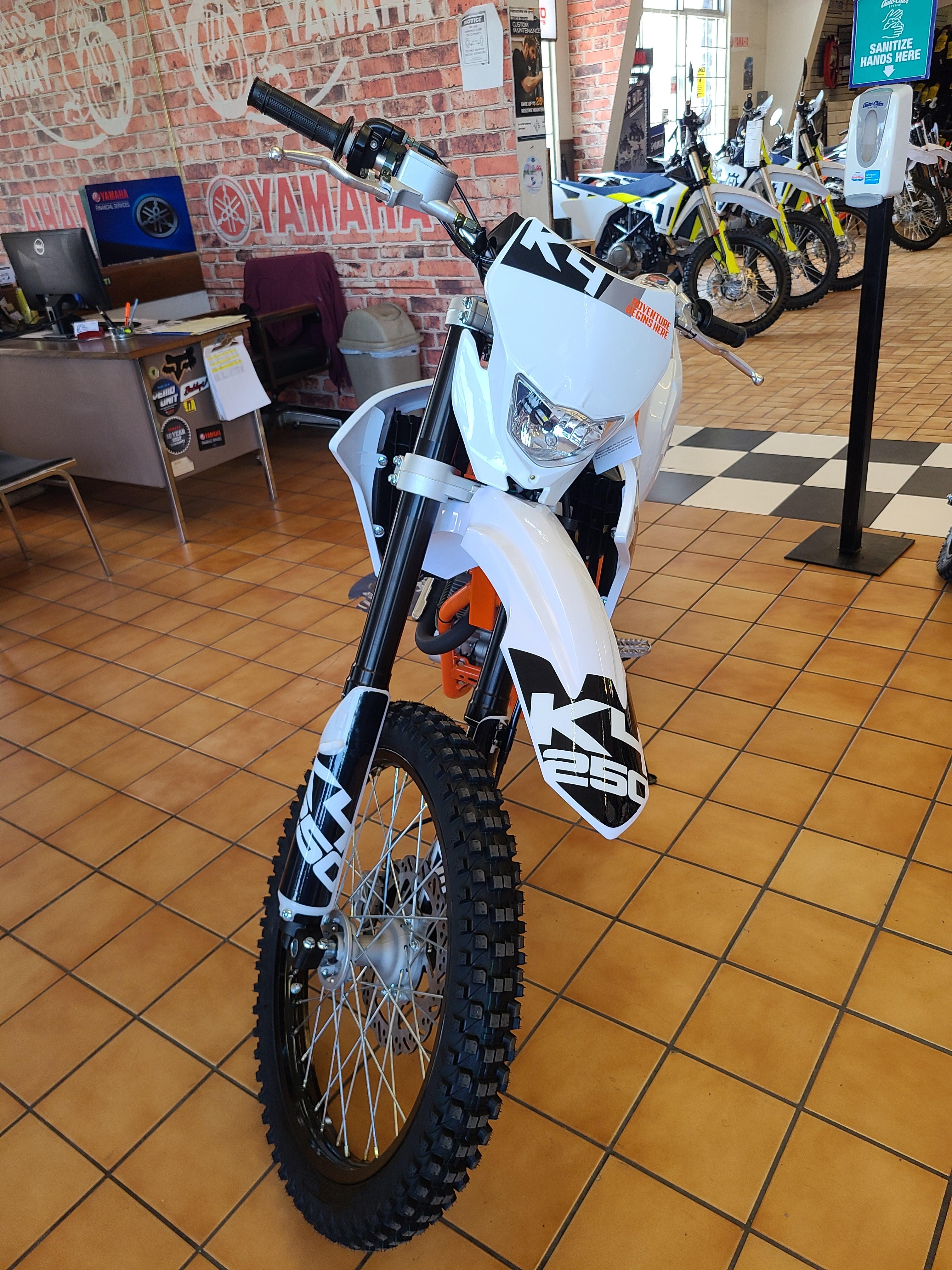 2021 Kayo 250 K6-R at Bobby J's Yamaha, Albuquerque, NM 87110
