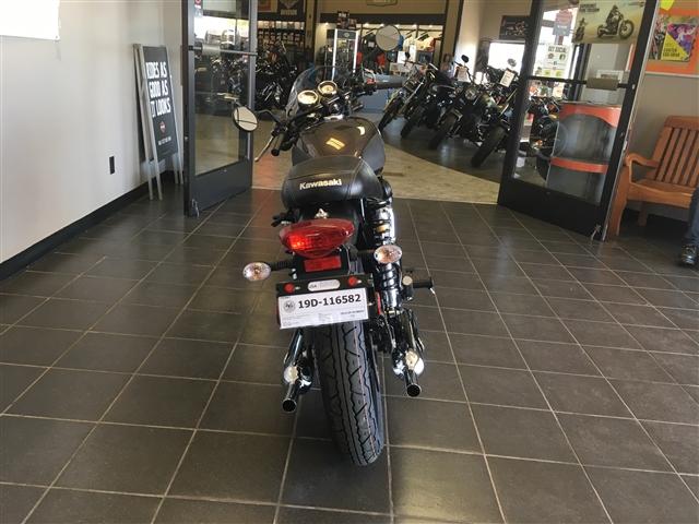 2019 Kawasaki W800 Cafe at Champion Motorsports, Roswell, NM 88201