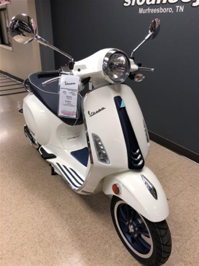 2019 Vespa PRIMAVERA 150 TOURING at Sloan's Motorcycle, Murfreesboro, TN, 37129