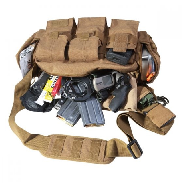 2019 511 Tactical Bail Out Bag 9L Flat Dark Earth at Harsh Outdoors, Eaton, CO 80615