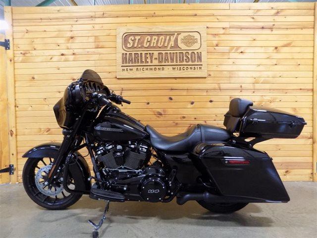 2019 Harley-Davidson Street Glide Special at St. Croix Harley-Davidson