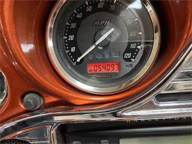 2012 Harley-Davidson Street Glide CVO at Iron Hill Harley-Davidson