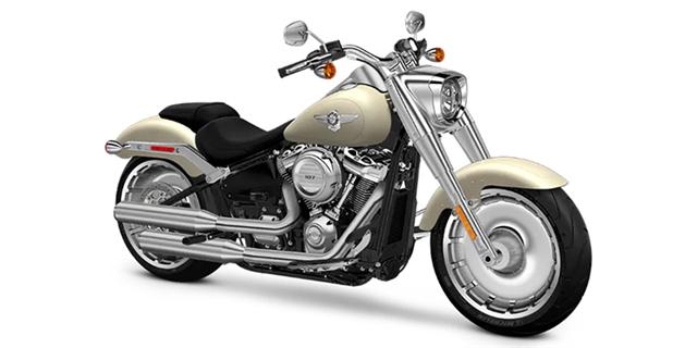 2018 Harley-Davidson Softail Fat Boy at Zips 45th Parallel Harley-Davidson
