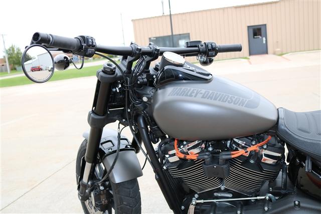 2018 Harley-Davidson Softail Fat Bob 114 at Zylstra Harley-Davidson®, Ames, IA 50010
