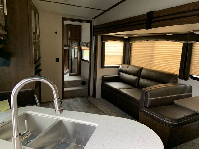 2019 Keystone RV Cougar Half-Ton 29RDB Bunk Beds at Campers RV Center, Shreveport, LA 71129