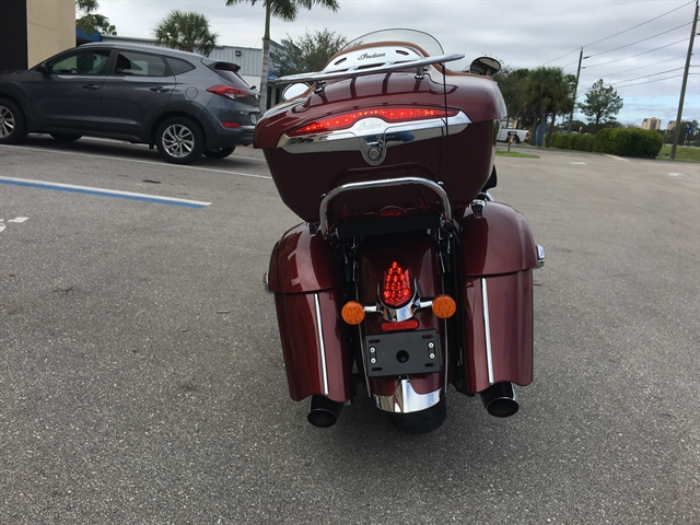 2018 Indian Roadmaster Base at Fort Myers