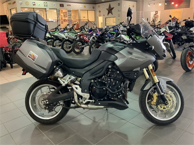 2010 Triumph Tiger 1050 ABS at Midland Powersports