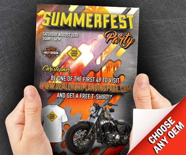 Summerfest Powersports at PSM Marketing - Peachtree City, GA 30269