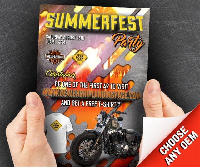 Summerfest Powersports at PSM Marketing - Peachtree City, GA 30269