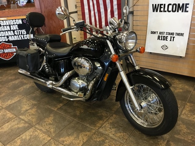 1998 Honda SHADOW AERO 750 at Bud's Harley-Davidson Redesign