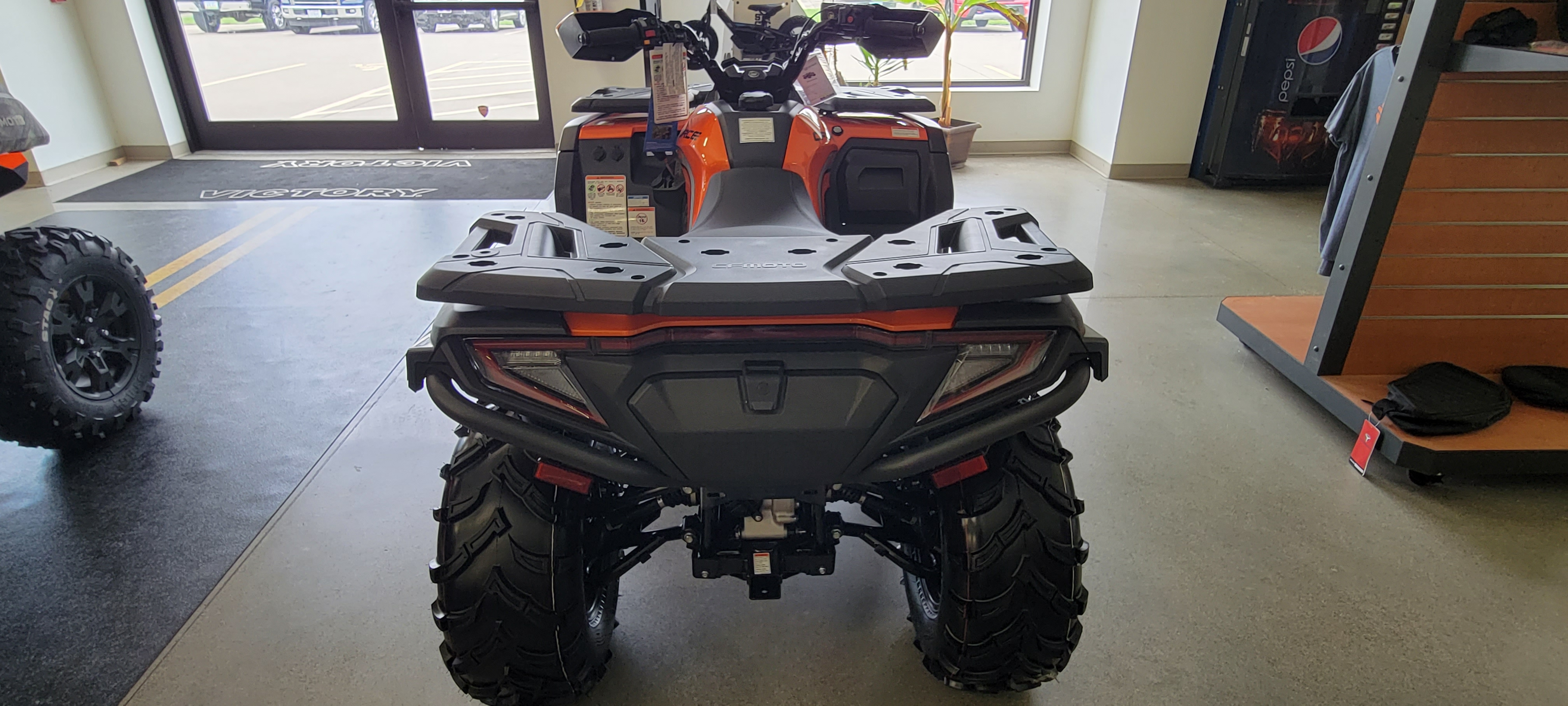 2021 CFMOTO CFORCE 600 at Brenny's Motorcycle Clinic, Bettendorf, IA 52722
