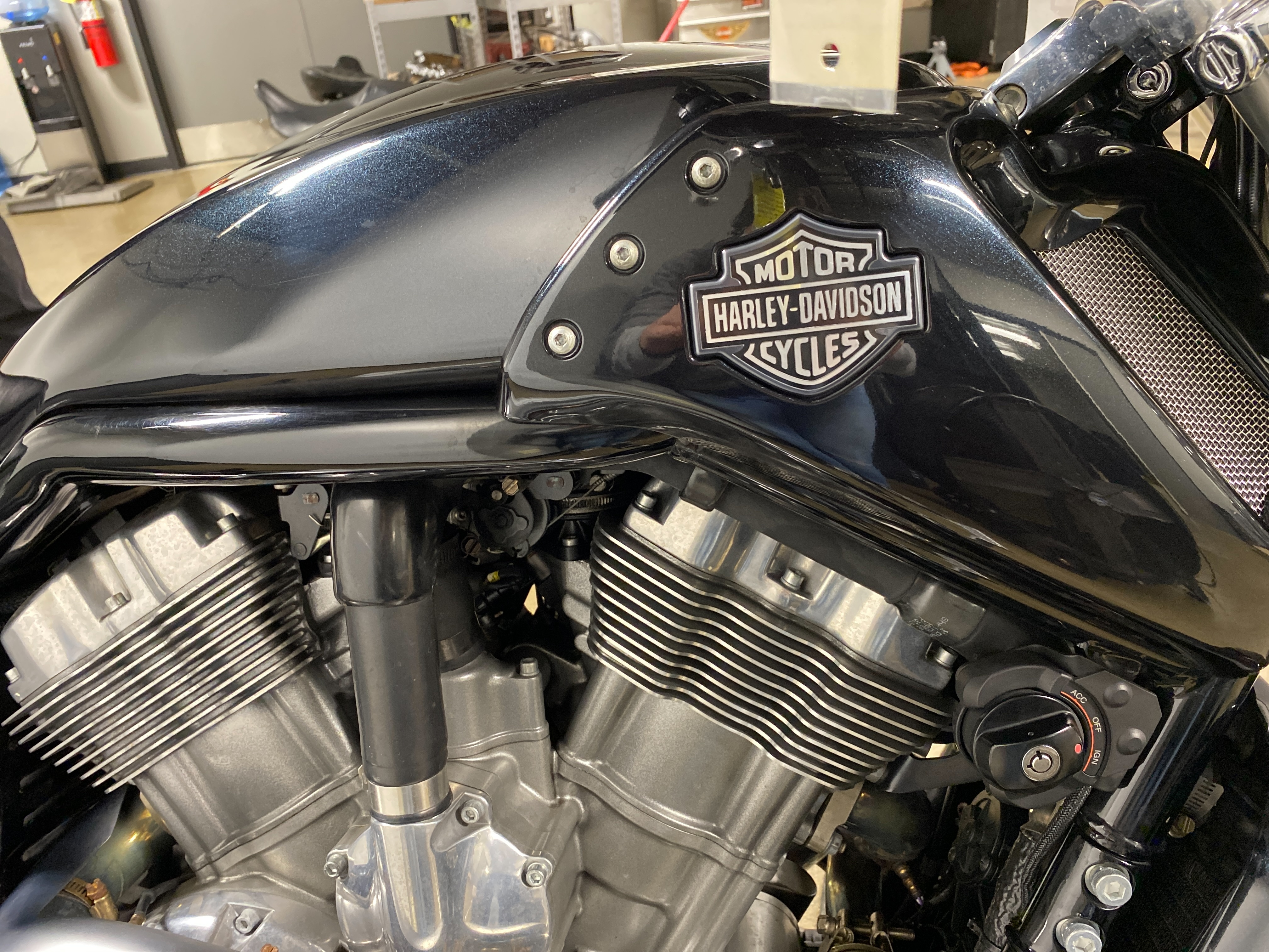 2013 Harley-Davidson V-Rod V-Rod Muscle at Cannonball Harley-Davidson