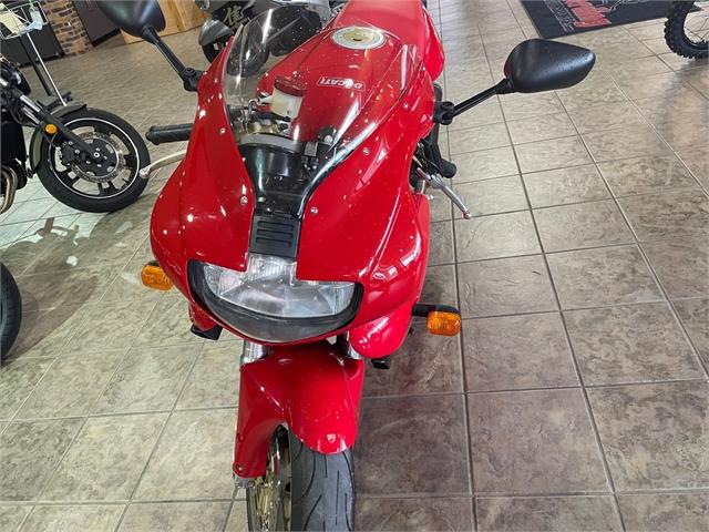 2000 Ducati SUPERSPORT 750 SUPERSPORT 750 at Ehlerding Motorsports