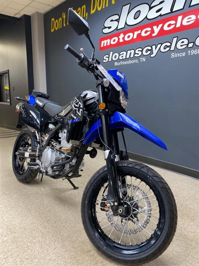 2021 Kawasaki KLX 300SM at Sloans Motorcycle ATV, Murfreesboro, TN, 37129
