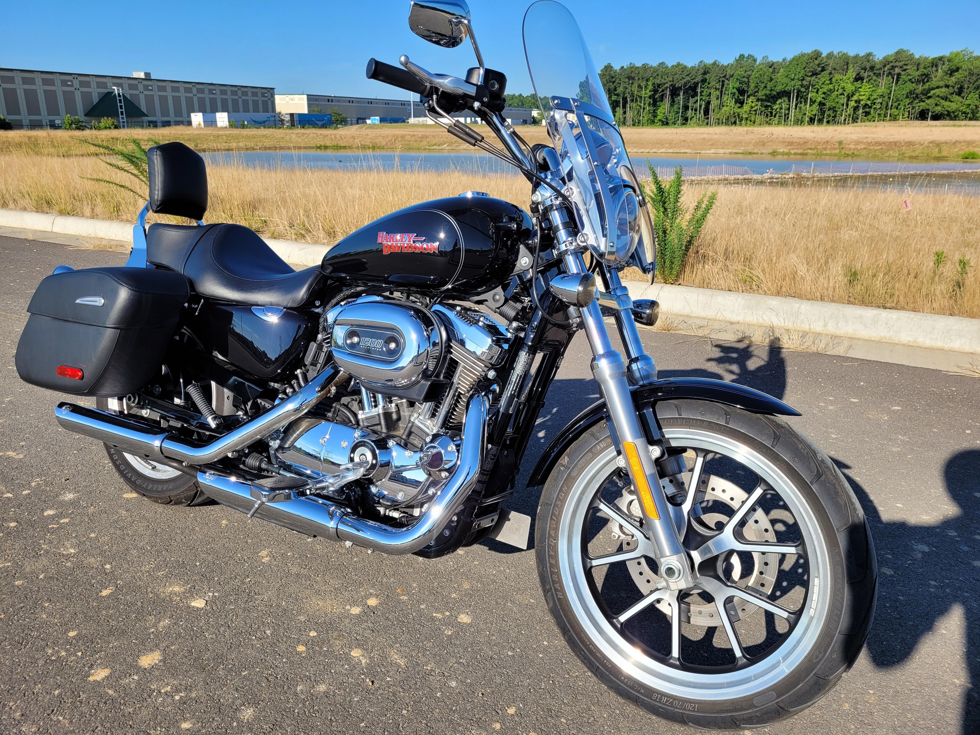 2016 Harley-Davidson Sportster SuperLow 1200T at Richmond Harley-Davidson