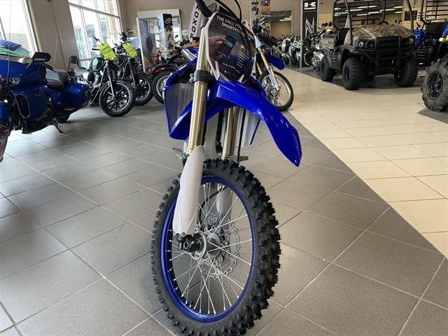 2018 Yamaha YZ450F 450F at Star City Motor Sports