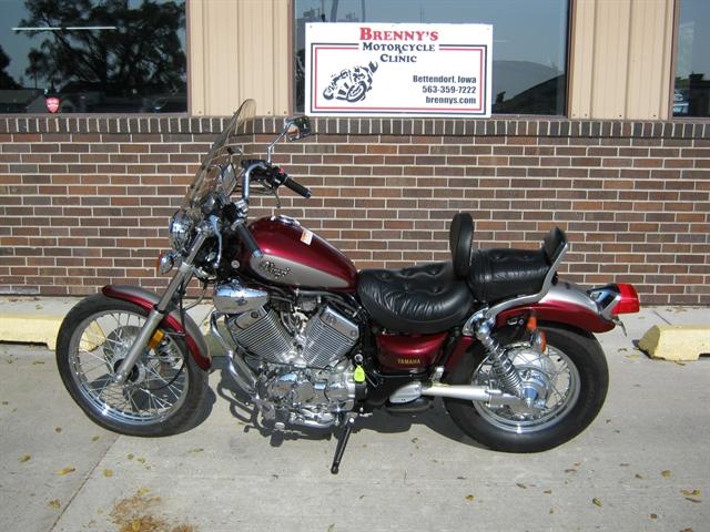 1994 Yamaha 535 Virago at Brenny's Motorcycle Clinic, Bettendorf, IA 52722