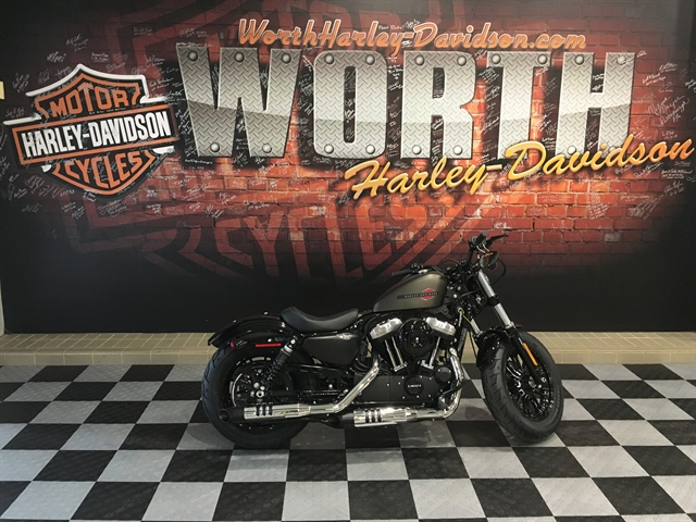 2020 Harley-Davidson Sportster Forty-Eight at Worth Harley-Davidson