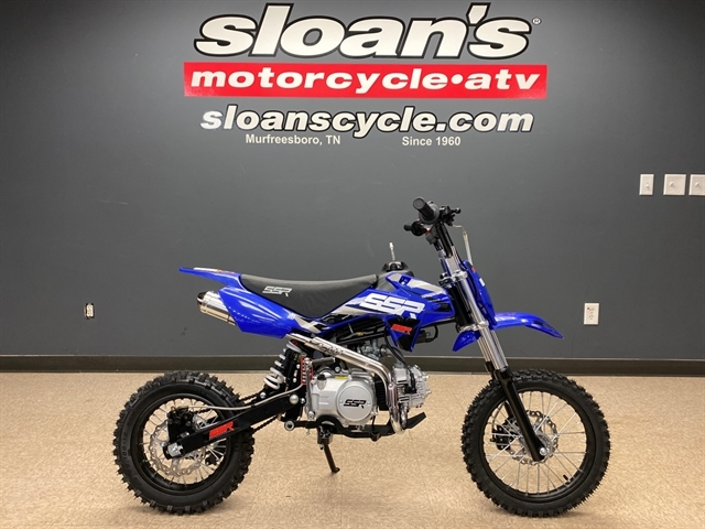 2021 SSR Motorsports SR125 SEMI at Sloans Motorcycle ATV, Murfreesboro, TN, 37129