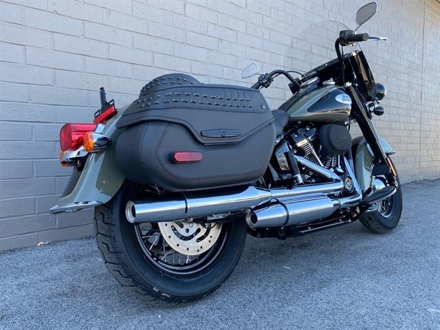 2021 Harley-Davidson Touring Heritage Classic 114 at cannonball harley-davidson