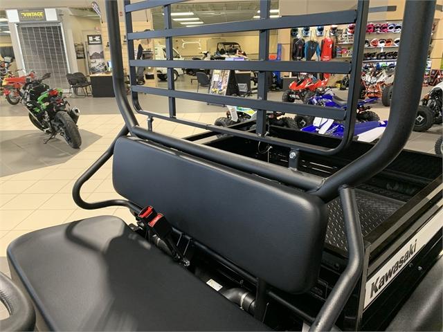2021 Kawasaki Mule SX FI 4x4 SE at Star City Motor Sports