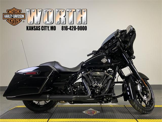 2021 Harley-Davidson Touring Street Glide Special at Worth Harley-Davidson