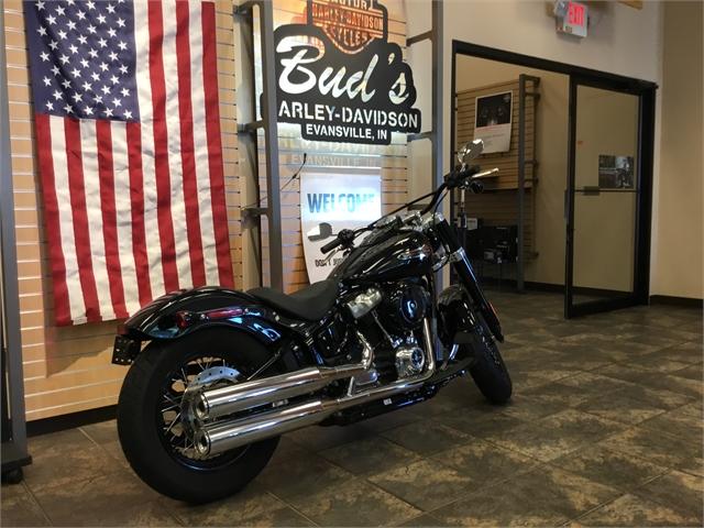 2019 Harley-Davidson Softail Slim at Bud's Harley-Davidson