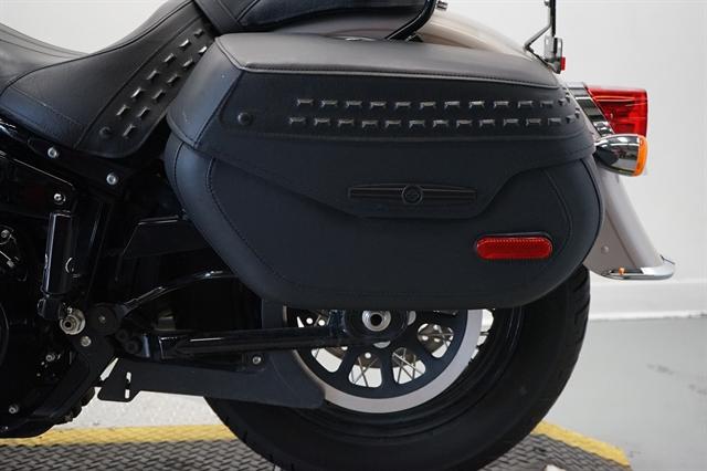 2018 Harley-Davidson Softail Heritage Classic at Texoma Harley-Davidson