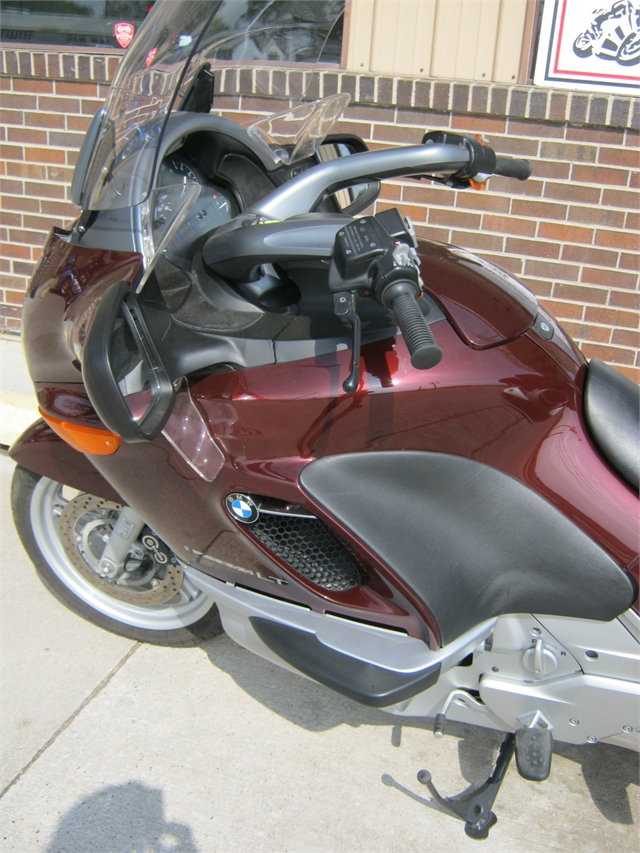 1999 BMW K1200LT at Brenny's Motorcycle Clinic, Bettendorf, IA 52722