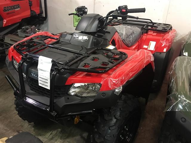 2020 Honda FourTrax Rancher ES Base at Kent Motorsports, New Braunfels, TX 78130