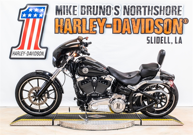 2014 Harley-Davidson FXSB103 at Mike Bruno's Northshore Harley-Davidson