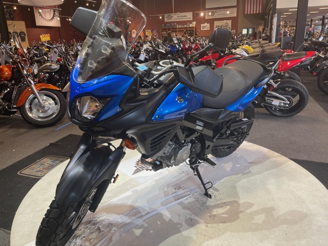 2015 Suzuki V-Strom 650 ABS at Martin Moto