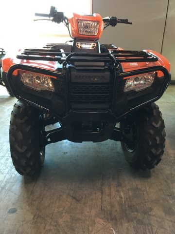 2016 Honda FourTrax Foreman 4x4 ES With Power Steering at Kent Powersports of Austin, Kyle, TX 78640