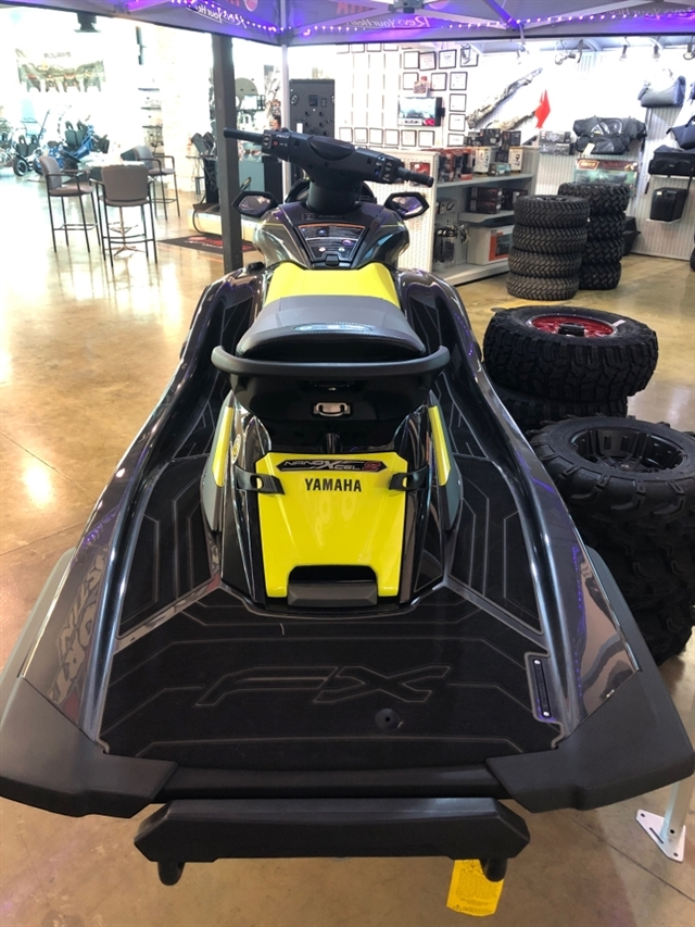 2021 YAMAHA WAVERUNNER FC1800-W at Kent Powersports of Austin, Kyle, TX 78640
