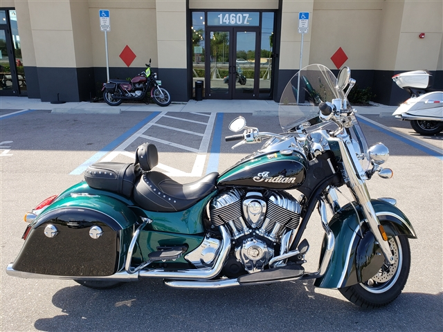 2018 Indian Springfield Base at Stu's Motorcycles, Fort Myers, FL 33912