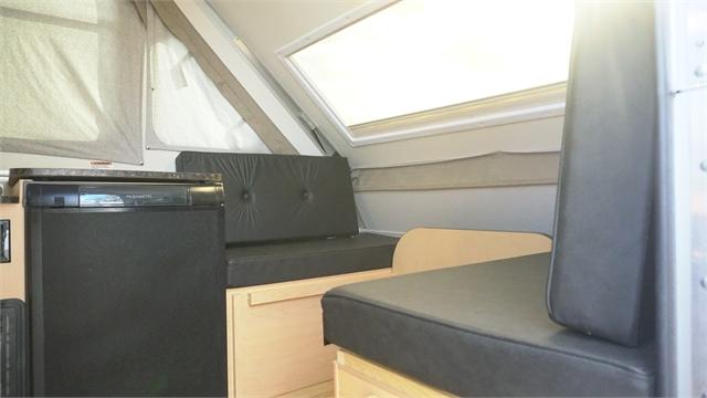 2021 Aliner classic sofa at Prosser's Premium RV Outlet
