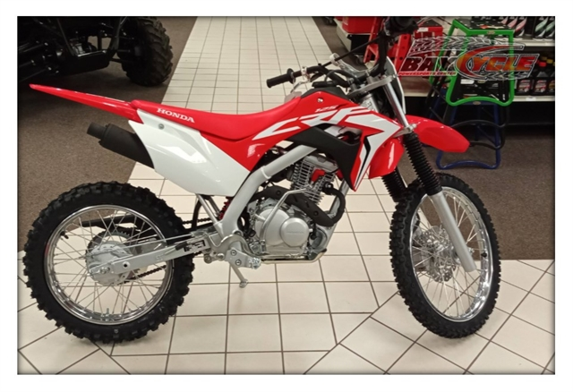 2020 Honda CRF125F (Big Wheel) 125F (Big Wheel) at Bay Cycle Sales